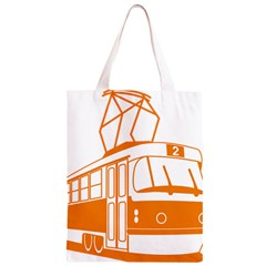 Tramway Transportation Electric Classic Light Tote Bag