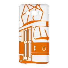 Tramway Transportation Electric Samsung Galaxy A5 Hardshell Case