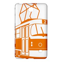 Tramway Transportation Electric Samsung Galaxy Tab 4 (8 ) Hardshell Case