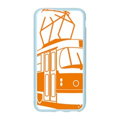Tramway Transportation Electric Apple Seamless iPhone 6/6S Case (Color)
