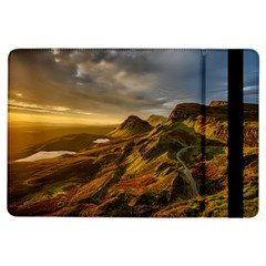 Scotland Landscape Scenic Mountains iPad Air Flip