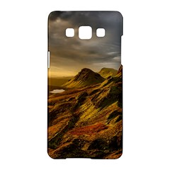 Scotland Landscape Scenic Mountains Samsung Galaxy A5 Hardshell Case