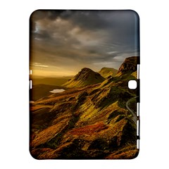 Scotland Landscape Scenic Mountains Samsung Galaxy Tab 4 (10.1 ) Hardshell Case