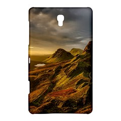 Scotland Landscape Scenic Mountains Samsung Galaxy Tab S (8.4 ) Hardshell Case