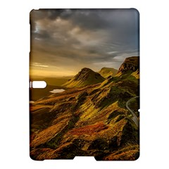 Scotland Landscape Scenic Mountains Samsung Galaxy Tab S (10.5 ) Hardshell Case