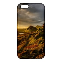 Scotland Landscape Scenic Mountains iPhone 6/6S TPU Case