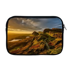 Scotland Landscape Scenic Mountains Apple MacBook Pro 17  Zipper Case
