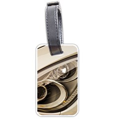 Spotlight Light Auto Luggage Tags (Two Sides)