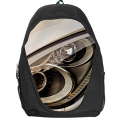 Spotlight Light Auto Backpack Bag