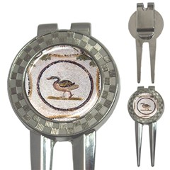 Sousse Mosaic Xenia Patterns 3-in-1 Golf Divots