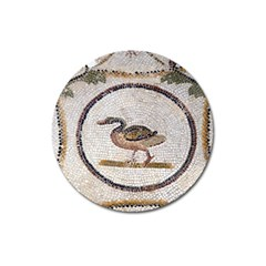 Sousse Mosaic Xenia Patterns Magnet 3  (Round)