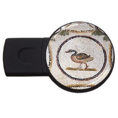 Sousse Mosaic Xenia Patterns USB Flash Drive Round (2 GB)