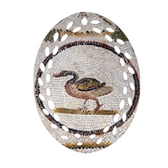 Sousse Mosaic Xenia Patterns Ornament (Oval Filigree)