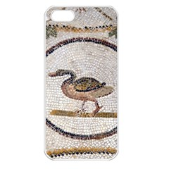 Sousse Mosaic Xenia Patterns Apple iPhone 5 Seamless Case (White)