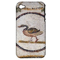 Sousse Mosaic Xenia Patterns Apple iPhone 4/4S Hardshell Case (PC+Silicone)