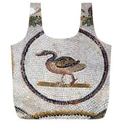 Sousse Mosaic Xenia Patterns Full Print Recycle Bags (L)