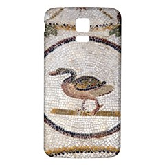 Sousse Mosaic Xenia Patterns Samsung Galaxy S5 Back Case (White)