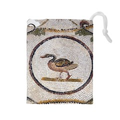 Sousse Mosaic Xenia Patterns Drawstring Pouches (Large)