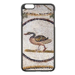 Sousse Mosaic Xenia Patterns Apple iPhone 6 Plus/6S Plus Black Enamel Case