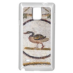 Sousse Mosaic Xenia Patterns Samsung Galaxy Note 4 Case (White)