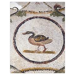 Sousse Mosaic Xenia Patterns Drawstring Bag (Large)