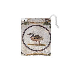 Sousse Mosaic Xenia Patterns Drawstring Pouches (XS)