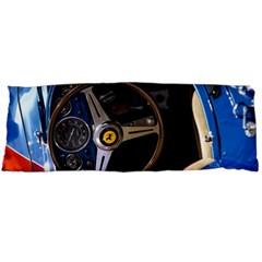 Steering Wheel Ferrari Blue Car Body Pillow Case (Dakimakura)