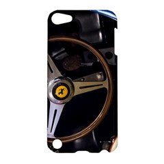 Steering Wheel Ferrari Blue Car Apple iPod Touch 5 Hardshell Case