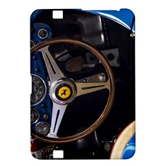 Steering Wheel Ferrari Blue Car Kindle Fire HD 8.9