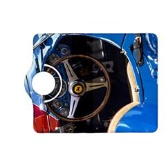 Steering Wheel Ferrari Blue Car Kindle Fire HD (2013) Flip 360 Case