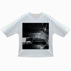 Urban Scene Street Road Busy Cars Infant/Toddler T-Shirts