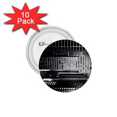Urban Scene Street Road Busy Cars 1.75  Buttons (10 pack)