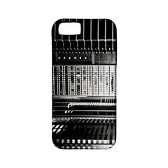 Urban Scene Street Road Busy Cars Apple iPhone 5 Classic Hardshell Case (PC+Silicone)