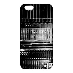 Urban Scene Street Road Busy Cars iPhone 6/6S TPU Case