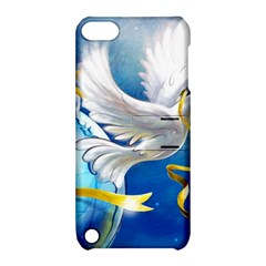 Turtle Doves Christmas Apple iPod Touch 5 Hardshell Case with Stand