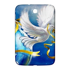 Turtle Doves Christmas Samsung Galaxy Note 8.0 N5100 Hardshell Case