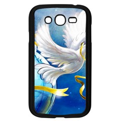 Turtle Doves Christmas Samsung Galaxy Grand DUOS I9082 Case (Black)