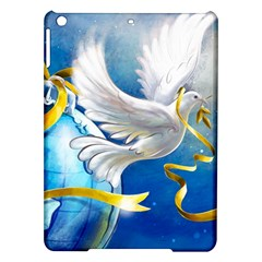 Turtle Doves Christmas iPad Air Hardshell Cases