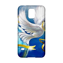 Turtle Doves Christmas Samsung Galaxy S5 Hardshell Case
