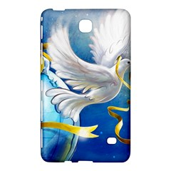 Turtle Doves Christmas Samsung Galaxy Tab 4 (8 ) Hardshell Case