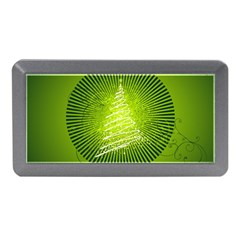Vector Chirstmas Tree Design Memory Card Reader (Mini)