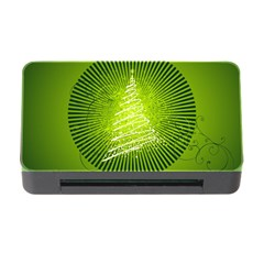 Vector Chirstmas Tree Design Memory Card Reader with CF