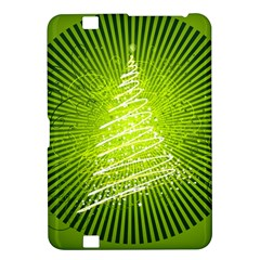 Vector Chirstmas Tree Design Kindle Fire HD 8.9