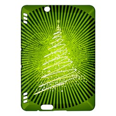 Vector Chirstmas Tree Design Kindle Fire HDX Hardshell Case