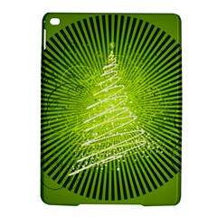 Vector Chirstmas Tree Design iPad Air 2 Hardshell Cases