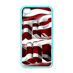 Usa America Trump Donald Apple iPhone 4 Case (Color)