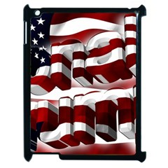 Usa America Trump Donald Apple iPad 2 Case (Black)