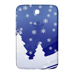 Vector Christmas Design Samsung Galaxy Note 8.0 N5100 Hardshell Case
