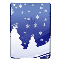 Vector Christmas Design iPad Air Hardshell Cases