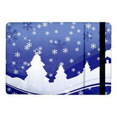 Vector Christmas Design Samsung Galaxy Tab Pro 10.1  Flip Case